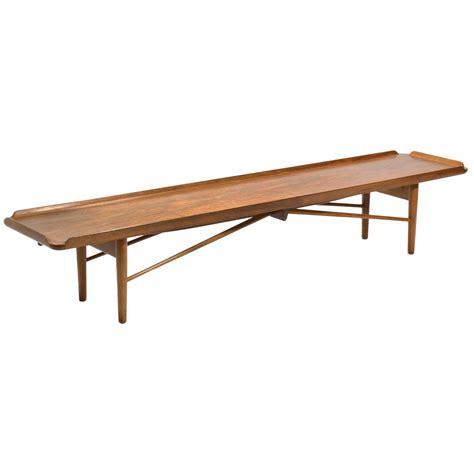 baker bench finn juhl bench or table by baker for sale at 1stdibs