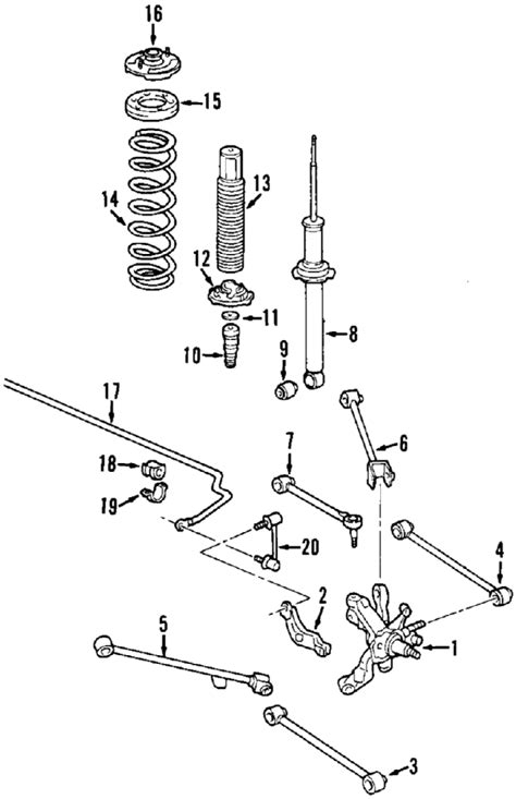 2000 honda accord parts diagram 2000 honda accord parts honda parts oem honda parts