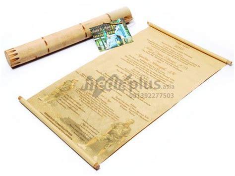 Undangan Pernikahan Murah Falah 73 cetak kartu undangan pernikahan dengan harga murah