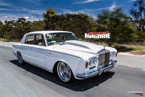 roll royce tuning tuning rolls royce silver shadow front