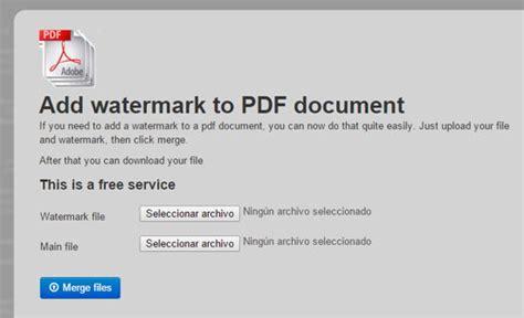 convert pdf to word no watermark 4 herramientas online para a 241 adir marcas de agua a un pdf