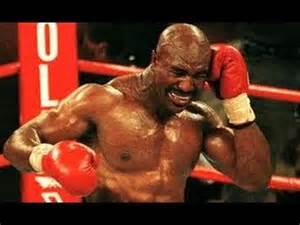 Tyson vs holyfield ii ear bite round 3 1997 06 28 ear bite round 3
