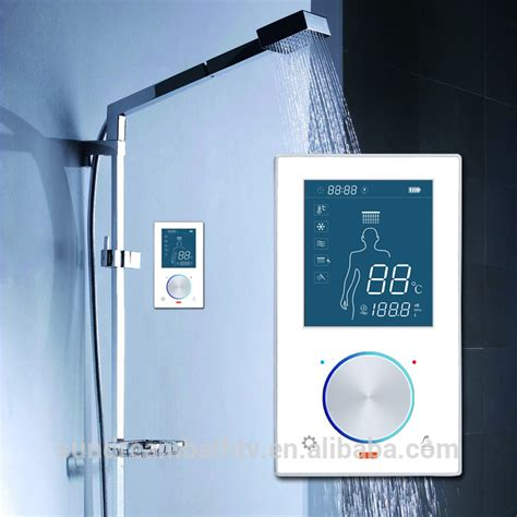 Automatic Shower by Automatic Shower Room Temperature Board