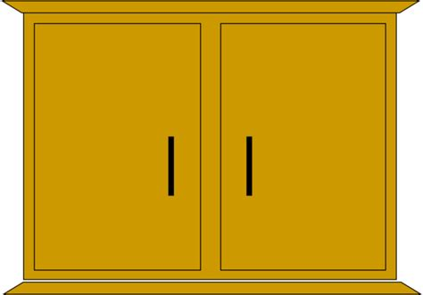 Cupboard   Free Images at Clker.com   vector clip art