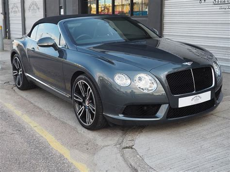 bentley gtc v8 2013 bentley continental gtc v8 for sale convertible