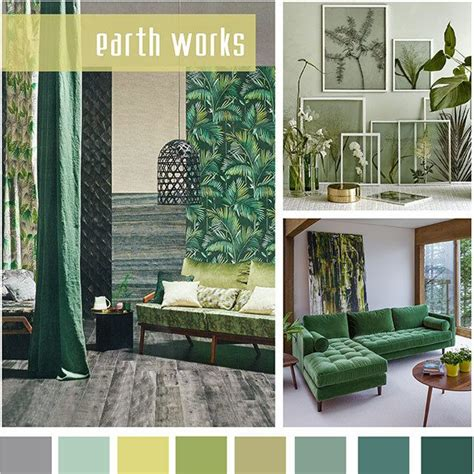 interior design color trends designoptions ss18 color report on weconnectfashion