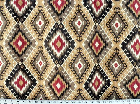 Custom Printed Upholstery Fabric by Drapery Upholstery Fabric Screen Printed Stain Soil