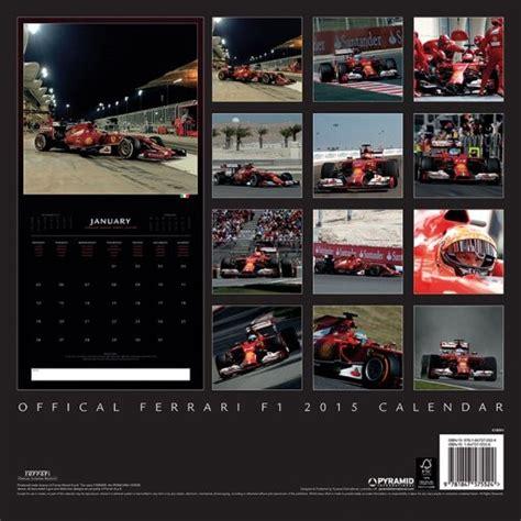 F1 Calendario 2018 Calendario 2018 F1 Europosters It