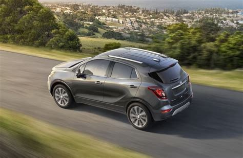 buick encore cost 2017 buick encore changes price release date specs mpg