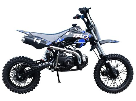 Blus Sp 110 12 tao tao 110cc dirt bike