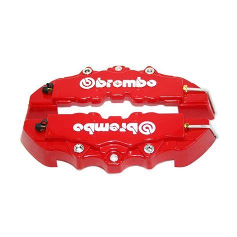 Jual Rem Cakram Mobil Brembo jual otomobil brembo merah cover rem cakram aksesoris mobil harga kualitas terjamin