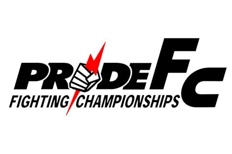 Pride Logo 11 this day in mma history 10 11 the debut of pride