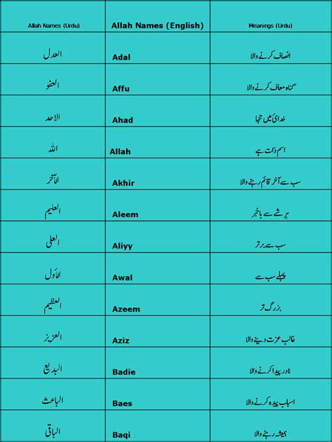 meaning of names in urdu driverlayer search engine