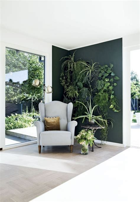 shades  green wall paint interior trend