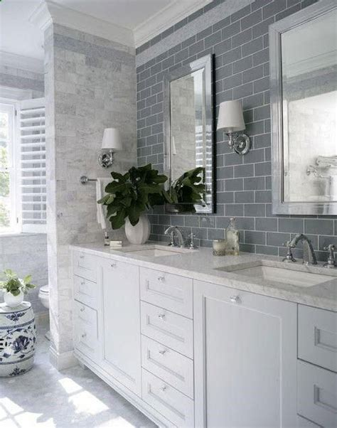 Grey And White Bathroom Tile Ideas | 28 grey and white bathroom tile ideas and pictures