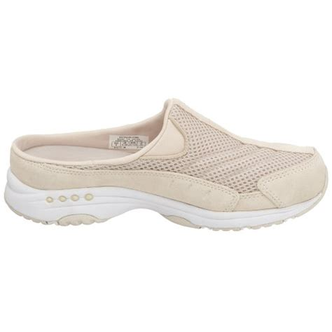 easy spirit womens traveltime low top slip on walking