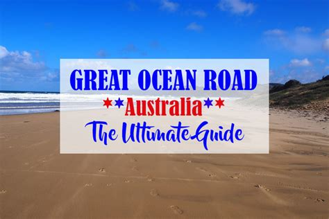 The Most Scenic Drives In America by The Ultimate Guide Great Ocean Road In Australia Missabroad
