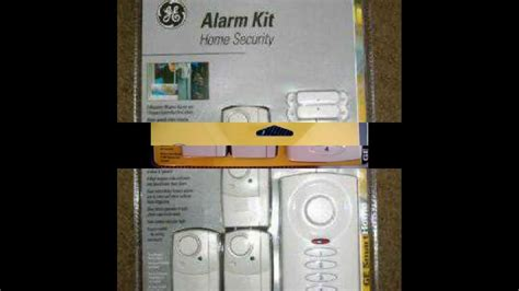 ge 51107 smart home wireless alarm system kit