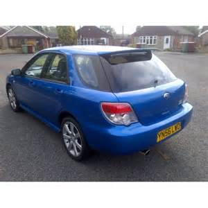 Subaru Impreza Hawkeye For Sale Subaru Impreza 2006 Wrx Hawkeye Estate Wagon 56reg Low