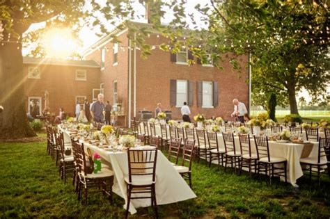 sweet yellow and military wedding from rebekah j murray