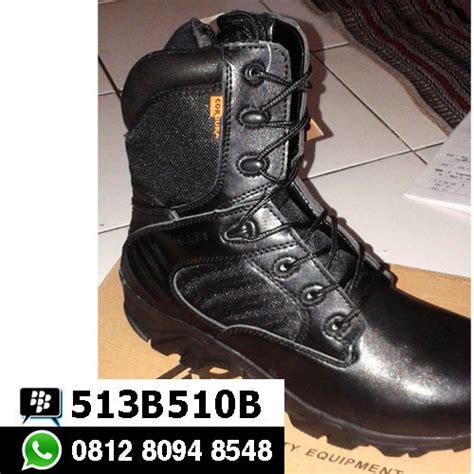 Sepatu Delta Tactical 8in Hitam delta hitam tokotactical tokotactical