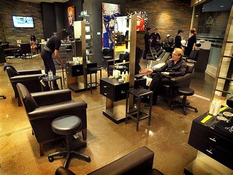 Barber Shop Interior Pictures by Modern Hair Salon