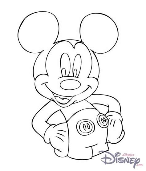 dibujos de mickey mouse para colorear en linea gratis disney mickey 1 evan pinterest fotos de mickey mouse fotos