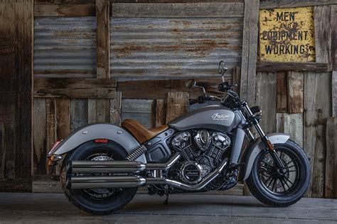 Indian Unveils 2015 Scout at Sturgis « MotorcycleDaily.com