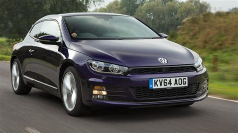 Schirokko Auto by Volkswagen Scirocco Review Top Gear