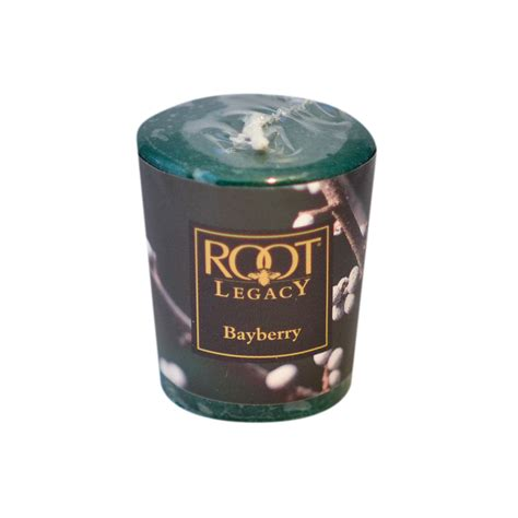 Bayberry Candles Bayberry 20 Hour Votive By Root