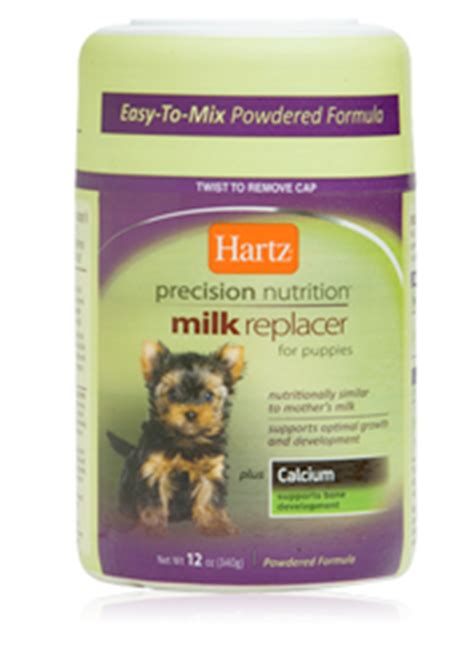 milk replacer for puppies hartz 174 precision nutrition milk replacer for puppies powdered formula hartz