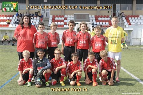 End Cup Rollet thouars foot 79 edition 2014 equipes participantes