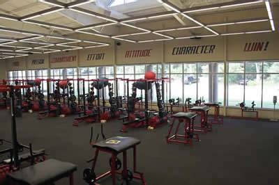 alabama football weight room 20 best weight rooms crap images on collage football and design