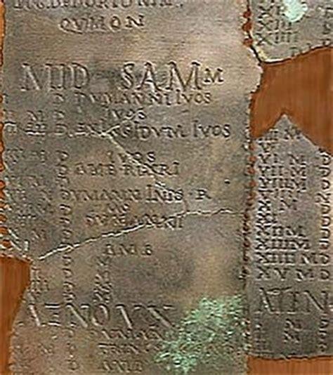 Calendrier De Coligny Calendrier De Coligny Wikip 233 Dia