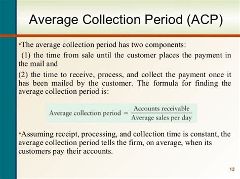 Average Credit Days Formula C9