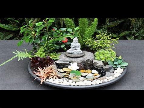 mini jardin zen mini jardin zen youtube