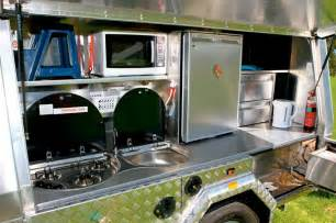 cer trailer kitchen ideas wilmax road c kitchen cer trailer review