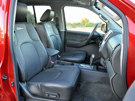 how does cars work 2005 nissan frontier seat position control 2014 nissan frontier review and quick spin autobytel com