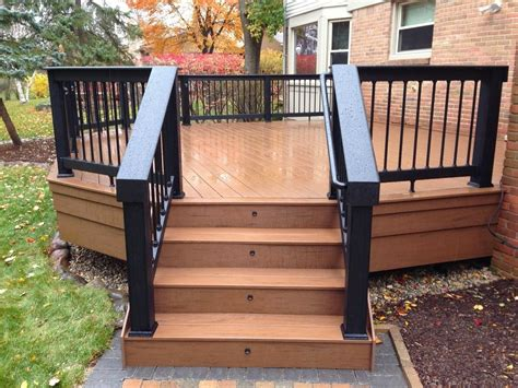 Diy Deck Plans by How To Build A Deck Tos Diy Install Clipgoo