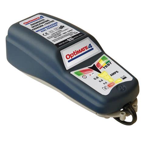 Motorrad Batterie Pflege by Optimate 4 Dual Sae Batterieladeger 228 T G 252 Nstig Kaufen Fc Moto