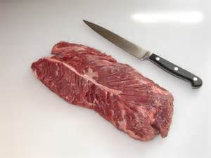 how to trim and butterfly a hanger steak recipes or