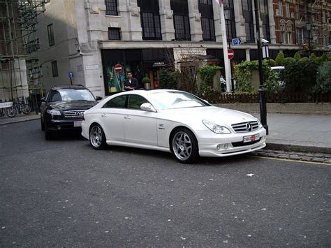 mercedes modified file mercedes cls modified jpg wikimedia commons