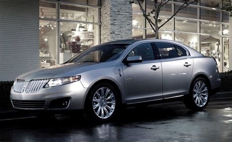 lincoln mks review 2011 lincoln mks sedan delivers