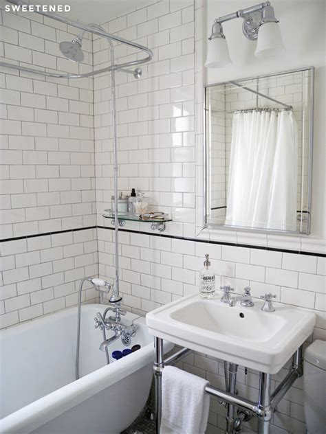 classic bathroom tile modern classic bathroom round up