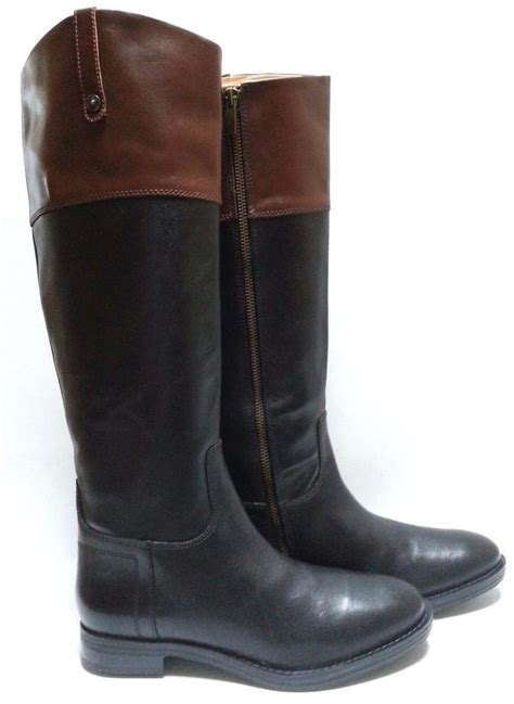 enzo angiolini eaellerby black brown boots boots