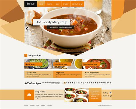 free templates for restaurant website 40 restaurant templates suitable for professional business