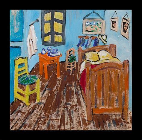 Gogh Bedroom Lesson Plan Favorite Places Spaces Crayola