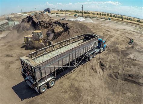 Bulk Gravel Delivery Ag Service Top Soil Organic Compost Bulk Delivery