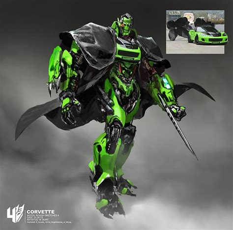 10 Best Kitchen Knives by Transformers Age Of Extinction Concept Art Shows Off