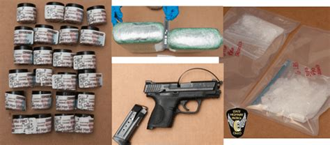 Warrant Search Columbus Ohio Traffic Stop Leads To Multi Agency Seizure Of Drugs Guns And Search Warrants
